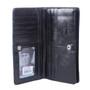 Medicine Grounds - Large Zipper Wallet