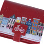 Old Town Amsterdam - Small Zipper Wallet