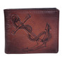 Vintage Anchor - Mens Wallet