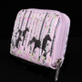 Forest Horses - Coin and Card Purse