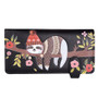 Just Chillin Sloth - Large Zipper Wallet