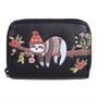 Just Chillin Sloth - Coin and Card Purse