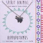 Hippopotamus - Spirit Animal Necklace
