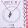 Otter - Spirit Animal Necklace