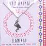 Flamingo - Spirit Animal Necklace