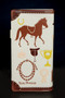 Unbridled - Horse Themed Equestrian - Large Zipper Wallet - Back