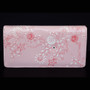 Mermaid - Large Zipper Wallet - Pink