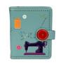 Sewing Needs - Small Zipper Wallet - Mint