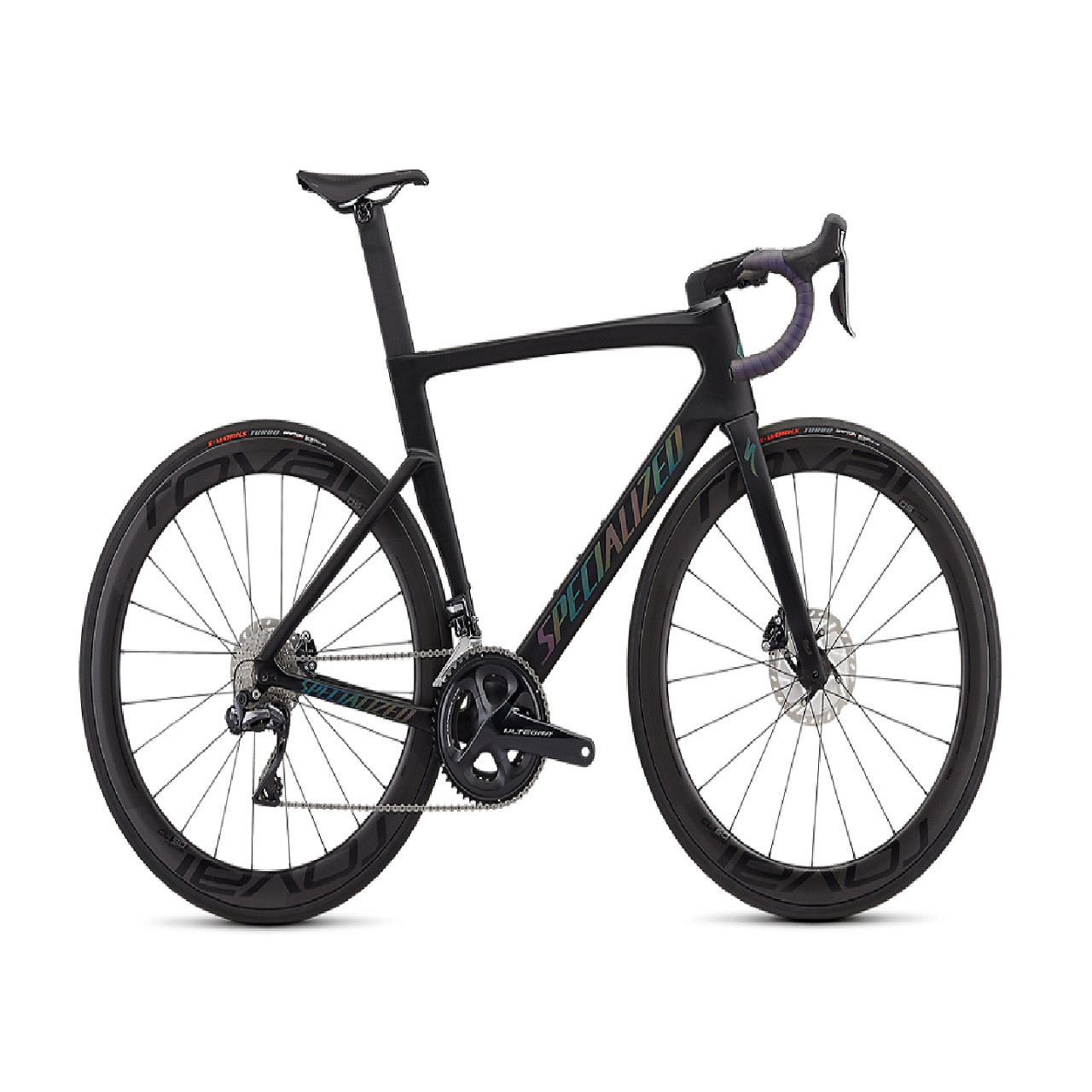 Specialized Venge Pro 2019 Ultegra Di2 11 Speed Satin Black 56cm