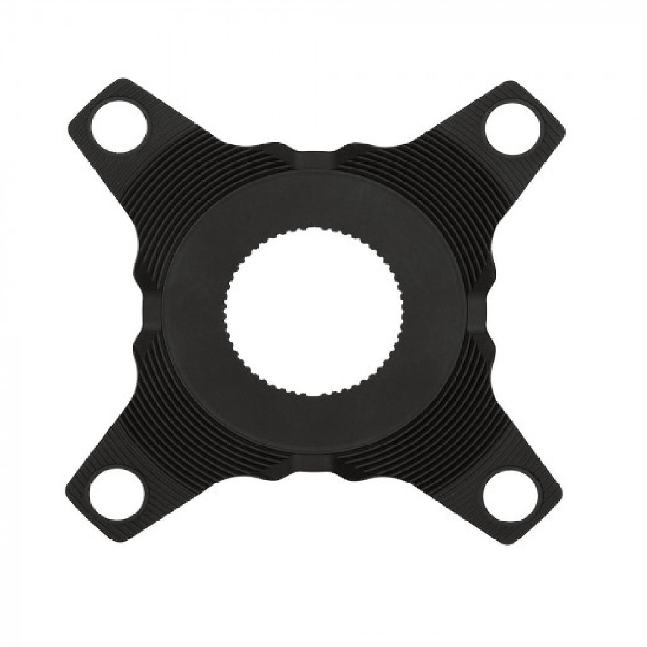 FSA Bosch Gen 4 Boost E-Bike Spider BCD104 black w//FSA logo