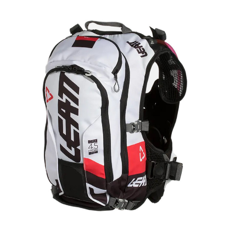 Leatt MTB Chest Protector GPX 4.5 with Hydration pack BoyerCycling