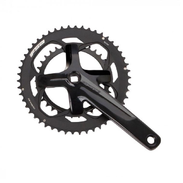 FSA Vero Pro 2x Square Taper JIS Alloy Crankset BoyerCycling
