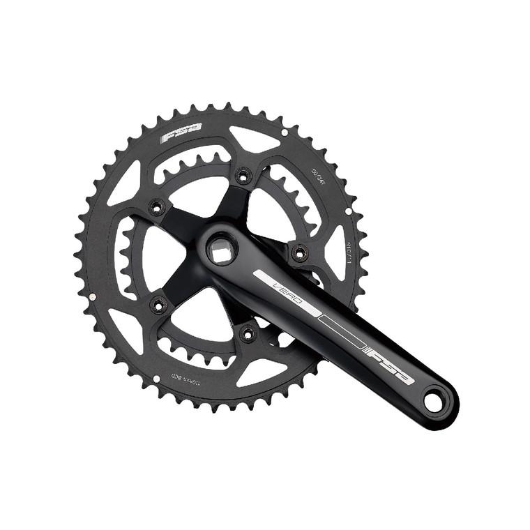 FSA Vero compact 2x Square Taper JIS Alloy Crankset BoyerCycling