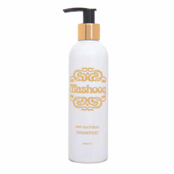 Mashooq 100% Natural Shampoo (250ml)