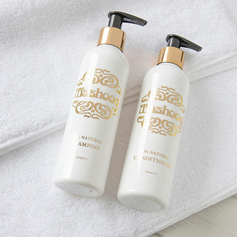Mashooq Natural Shampoo and Conditioner