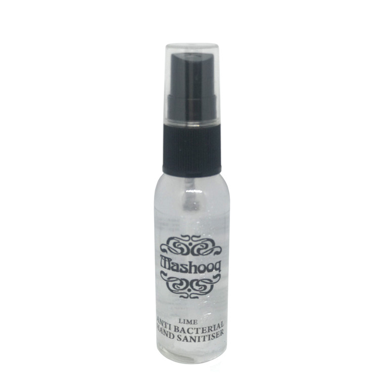Stunning quality. Beautifully fragranced. Handbag/Pocket size.  With natural lime oil. Platinum Particles