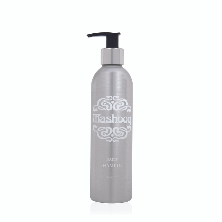 To wash hair, only a small application is required for an exceptional wash. Wet hair, apply shampoo, rinse. Repeat.