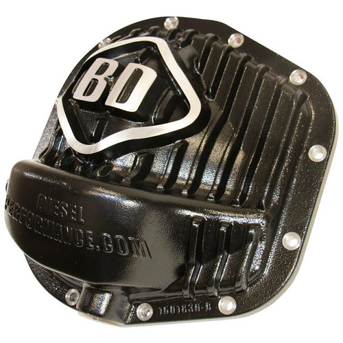 BD-Power 1061830 12-10.25 & 10.5 Differential Cover 1989+ Ford F-Series & E-Series 250 & 350 Single Rear Wheel