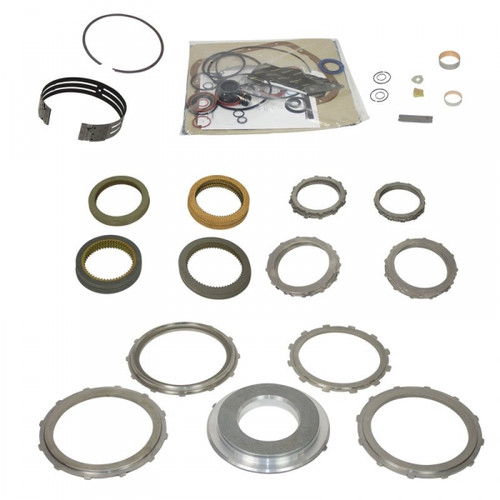 BD-Power 1062013 Stage 3 Transmission Build-It Kit 2003-2007 Dodge 5.9L Cummins (Heavy-Duty)