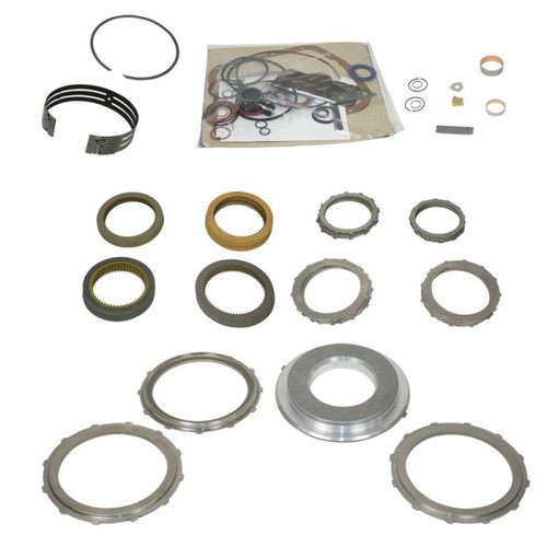 BD-Power 1062012 Stage 2 Transmission Build-It Kit 2003-2007 Dodge 5.9L Cummins (Moderate HP)