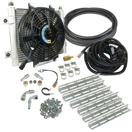 BD-Power Auxiliary Transmission Cooler 1030606 Many Makes & Models (See Application Chart)