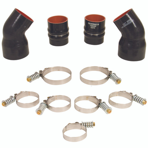 BD-Power 1045210 Intake Hose & Clamp Kit 1994-2002 Dodge 5.9L Cummins