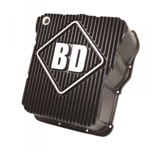 BD-Power 1061650 Deep Sump Allison Transmission Pan 2001-2014 GM 6.6L Duramax (Allison 1000)