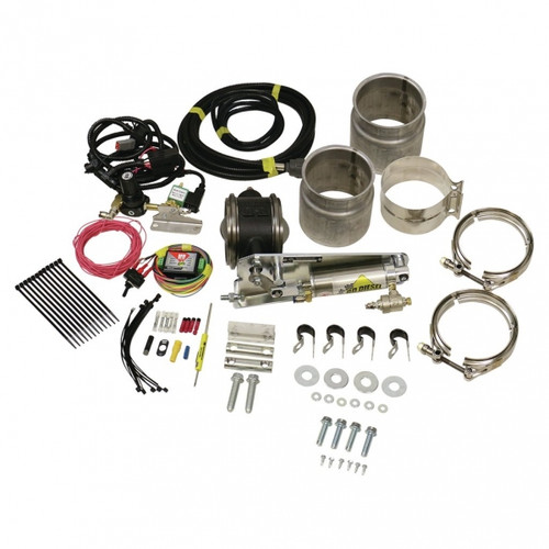 """BD-Power 1028050 5"""" Remote Mount Exhaust Brake Universal - For 5"""" Exhaust Systems"""
