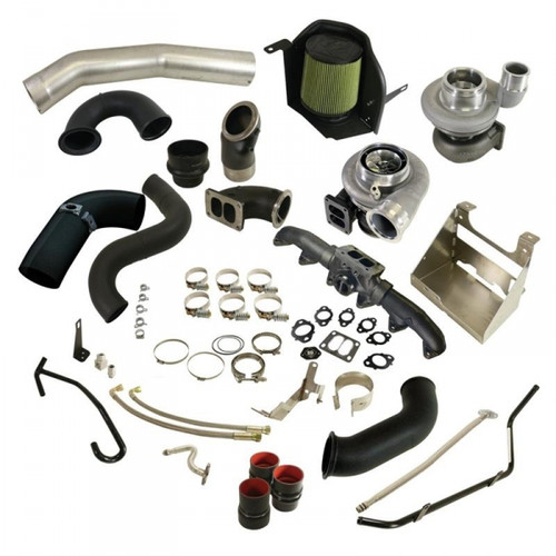 BD-Power 1045783 Cobra Twin Turbo Kit S364.5SX-E/S480SX-E 2003-2007 Dodge 5.9L Cummins