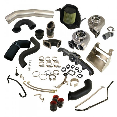 BD-Power 1045794 Cobra Twin Turbo Kit S486/S366SX-E 2003-2007 Dodge 5.9L Cummins