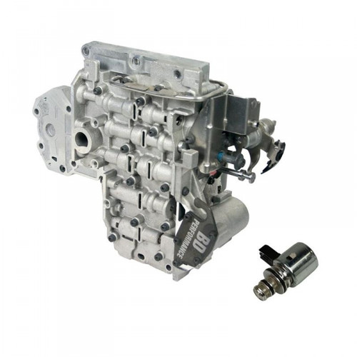 BD-Power 1030417E Valve Body With Governor Pressure Solenoid 1998.5-1999 Dodge 5.9L Cummins