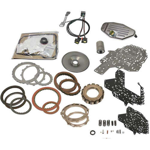 BD-Power 1062025 Stage 4 Transmission Build-It Kit 2007.5-2018 Dodge Ram 6.7L Cummins