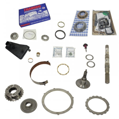 BD-Power 1062104-2 Stage 4 Transmission Build-It Kit 1990-1994 Ford E4OD 2WD