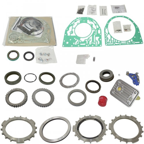 BD-Power 1062214 Stage 4 Transmission Build-It Kit 2004.5-2005 GM 6.6L Duramax LLY