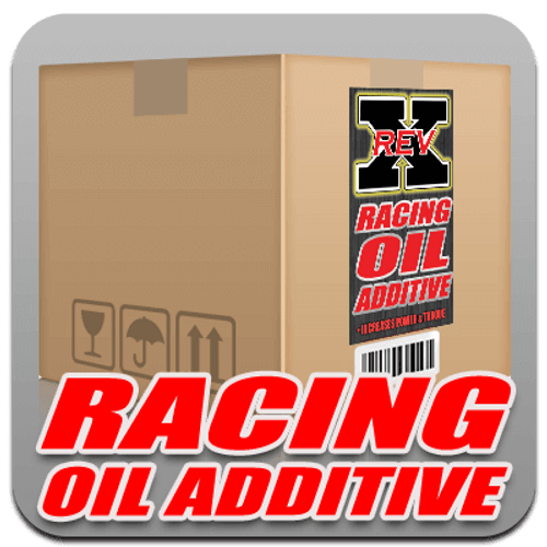 Rev X Racing Oil Additive (5oz Retail Box) (case of 12)