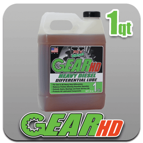GEAR HD 85/140 Differential Fluid (32oz)