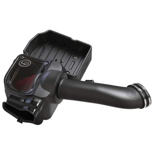 S&B Cold Air Intake for Ford Powerstroke 6.7L 2017-2018 (Cotton)