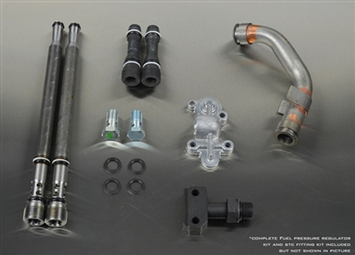 6.0L OEM Update Kit - 2005-2007 Late (With Oil Cooler)