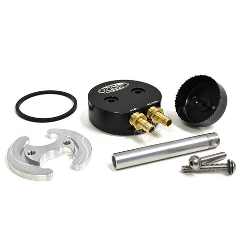 XDP Fuel Tank Sump - One Hole Design With Fuel Return XD243 (Universal))