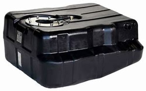 TITAN 8020099 Replacement Ford Cab & Chassis Fuel Tank 1999-2010 Ford F-350/F-450/F-550 Powerstroke (Cab & Chassis)