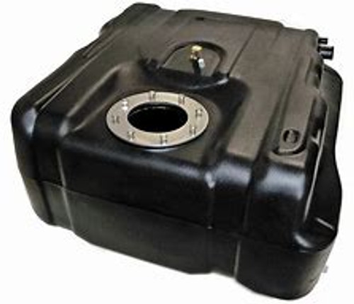 TITAN 8020011 40-Gallon Cab & Chassis Fuel Tank 2011-2016 Ford F-350/F-450/F-550 6.7L Powerstroke (Cab & Chassis)