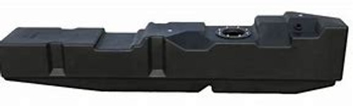 TITAN 7020299 51 Gallon Mid-Ship Replacement Fuel Tank 1999-2007 Ford 7.3L/6.0L Powerstroke (CC-SB)