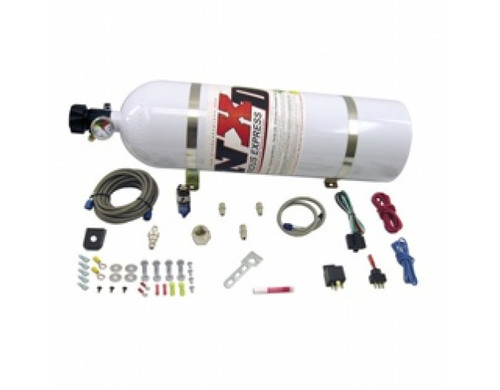 Nitrous Express DIESEL DRY NITROUS SYSTEM Universal - All Turbo Diesel Makes & Models