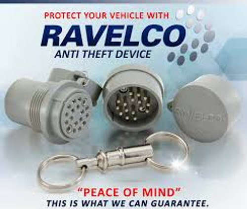 Ravelco Anti Theft Device