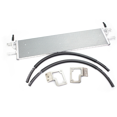 Strictly Diesel DD-67L-1719-TRANSCOOL Transmission Cooler Kit 2017-2019 6.7L Ford Powerstroke