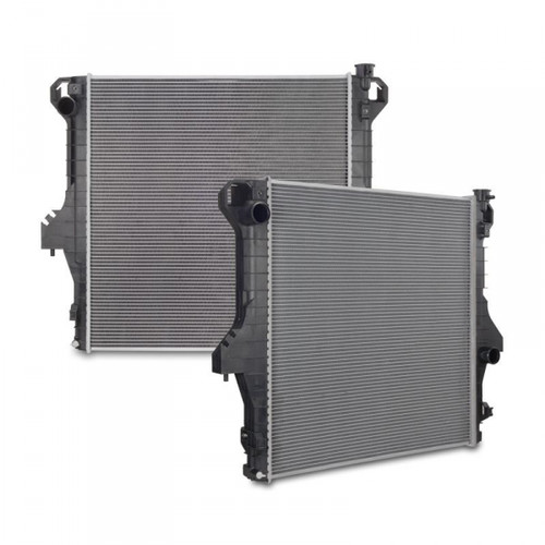 Mishimoto R2711-MT Replacement Radiator 2003-2009 Dodge 5.9L/6.7L Cummins