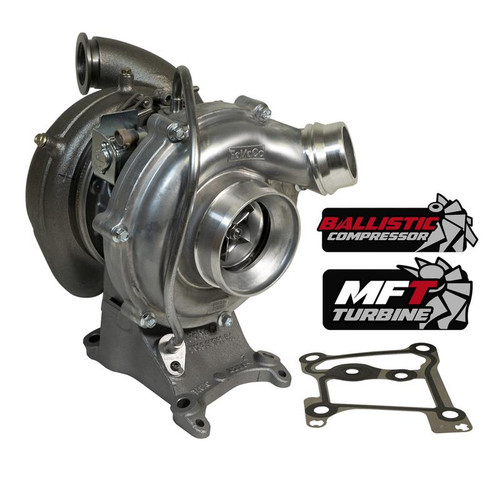 BD-POWER 1045826 SCREAMER PERFORMANCE TURBOCHARGER 2015-2019 FORD F-250/350 | 2017-2019 FORD F-450/550
