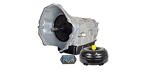 BD-Power 1064504SS Transmission & Converter Package 2011-2016 Ford 6.7L Powerstroke 4WD