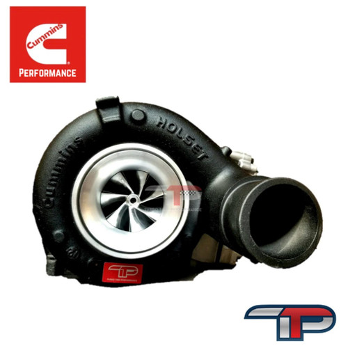 Turbo Time Stage 3 Holset Dominator HXR-669 Velocity Performance Turbo Dodge 6.7L Cummins (2007.5-2012)