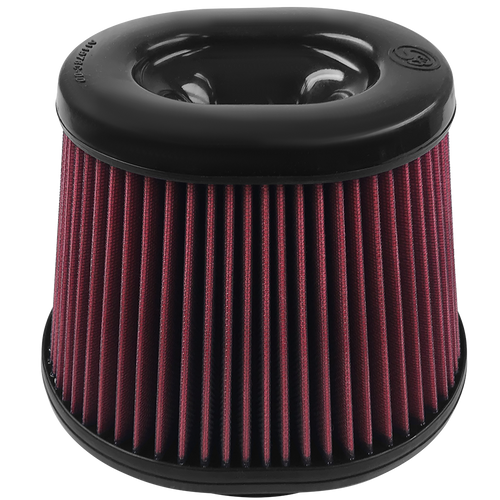 "S&B Filters KF-1051 Replacement Filter (Cleanable) Flange: 6"" X 5"" 